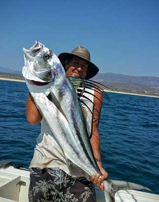 Los Barriles Fishing Charter. Maria Teresa Sportfishing.